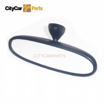 GENUINE AUDI TT MK1 MODELS FROM 1999 TO 2005 INTERIOR REAR VIEW MIRROR BLACK